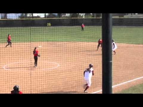 pacific-softball-highlights-vs.-puget-sound,-feb.-24,-2013