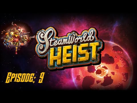 SteamWorld Heist, Ep 9, Top of the Heap, Trash Container |