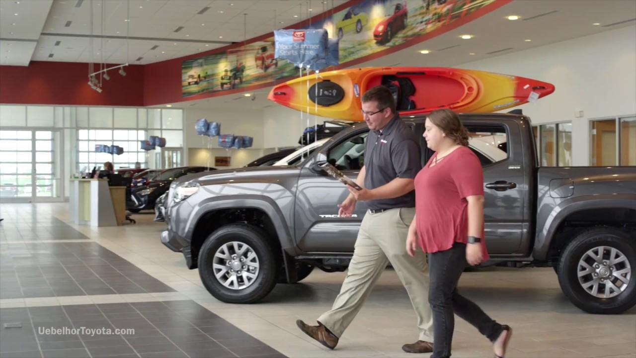 Uebelhor Toyota Jasper >> Your Adventure Starts At Uebelhor Toyota Youtube