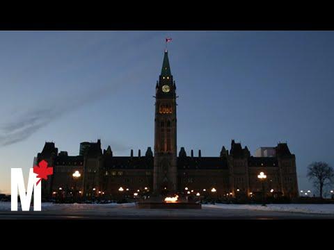 Secrets of Parliament's Centre Block: Prime Minister as ship's captain