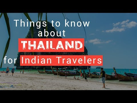 Things to Know about Thailand for Indian Travelers | Hindi | हिंदी में