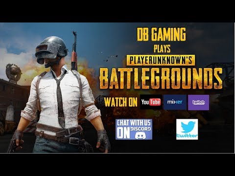 New Webcam, what do you think?!!!!!DB Gaming Streaming PUBG!!PlayerUnknown's Battlegrounds!!