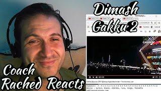 Vocal Coach Analysis (Part 2) - Dimash - Gakku