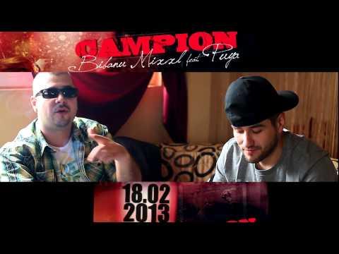 Bibanu MixXL feat. Puya - Campion | Teaser by C.I.A.