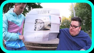 KC REBELL x SUMMER CEM - MAXIMUM [LIMITED FAN BOX] UNBOXING #175