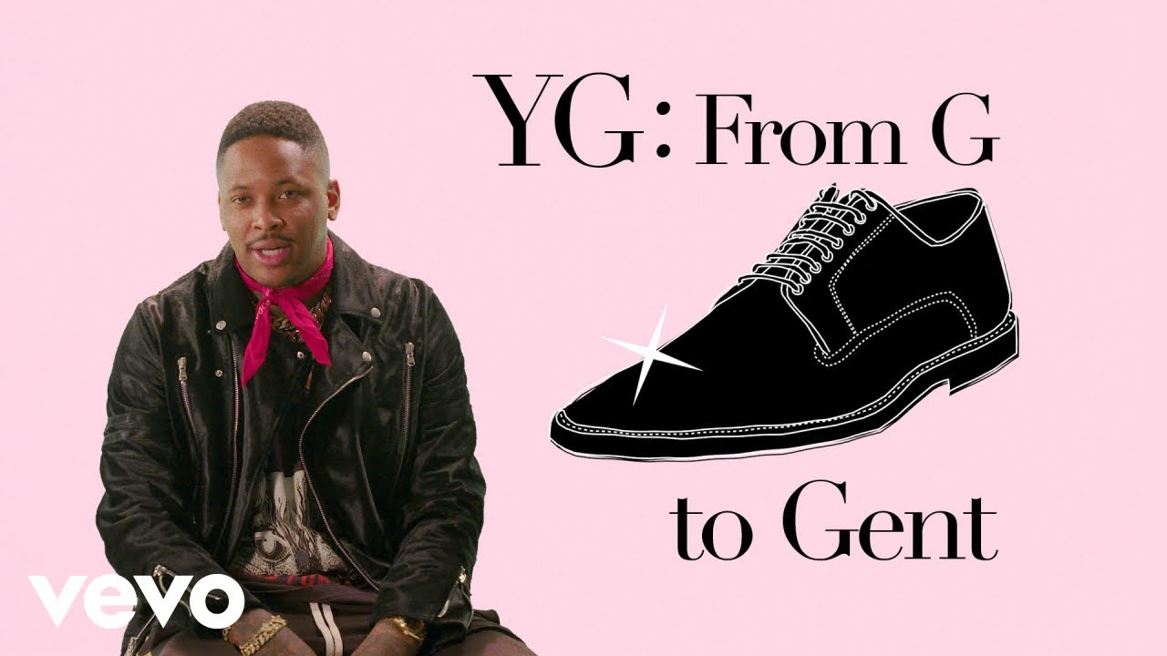 YG - YG Talks Shoes and Style - YouTube