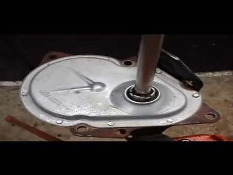 La Caja De Engranajes Lavadora Whirlpool De Transmisi 243 N