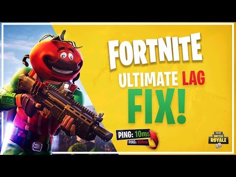 🔧How To Fix Fortnite Chapter 2 Lag For PC & Laptops (2019)