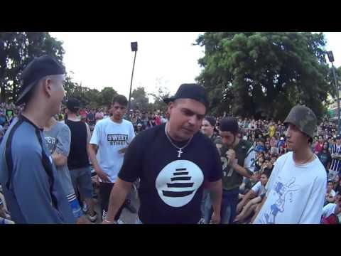 Cuando Juan Medina quiere cagarse a trompadas - Quinto Escalon