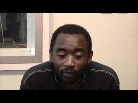 Asylum Seeker interview: Bernard Mboueyeu
