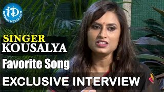 singer-kousalya-sings-her-favorite-songexclusive-personal-interview