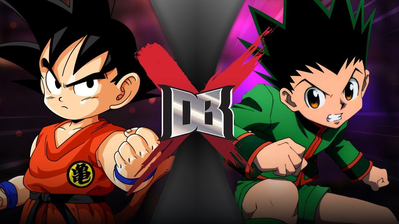 Goku VS Gon (DBZ VS Hunter X Hunter)   DBX