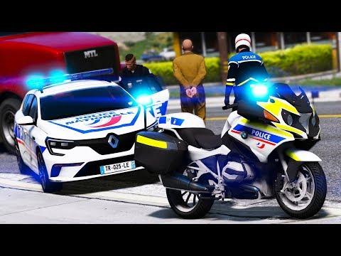 [GTA-LSPDFR] UN LIVREUR DE PIZZAS ÉTRANGE | POLICE NATIONALE #207