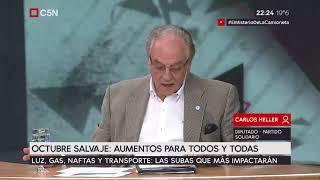 19-09-2017-Carlos Heller en C5N-Minuto Uno, con Gustavo Sylvestre (parte 2-1)