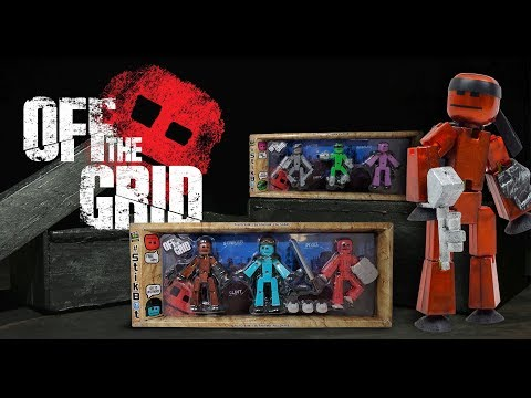 OFF THE GRID ☠️ | NEW Action Packs!