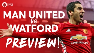 442? Manchester United vs Watford | PREVIEW