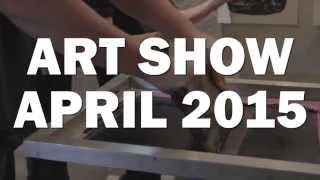 April Art Show - Royal Flesh Tattoo and Piercing