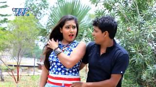 TOP SUPERHIT VIDEO SONG 2017 - Bhaiya Ke Sali Cute Lageli - Satish Dangi - Bhojpuri Hit Songs 2017