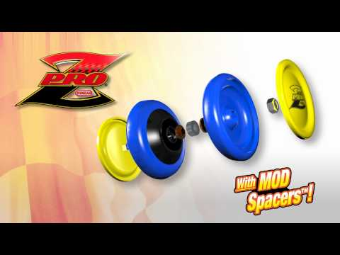 Duncan Pro Z YoYo With Mod Spacers