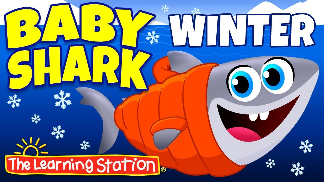 preschool shark song baby shark song animal songs amp winter songs 651