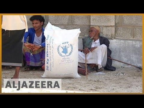 🇾🇪Al Jazeera captures evidence of food aid stolen in Yemen war | Al Jazeera English