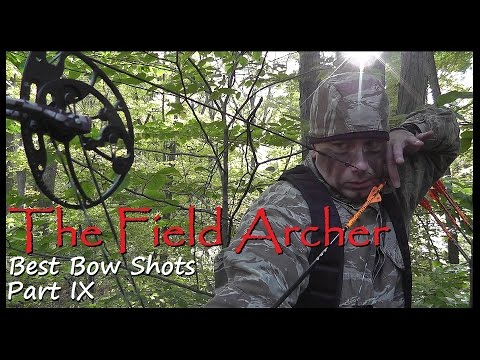 BOWHUNTING: Best Shots On Video!!! Part IX