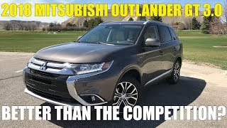 Review: 2018 Mitsubishi Outlander Value Driven, Safe 7-Seater