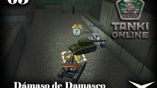 63.La SAGRADA Caja Dorada (Tanki Online) // Gameplay