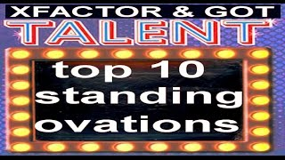 TOP 10 (GOT TALENT) (X FACTOR) Auditions Worldwide. Best Ever Singing Talents (US) (UK) (AU). (BGT)