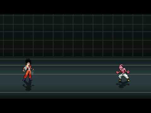 DB Restoration Project - Gohan - New Transformed Animation and Kamehameha Fix (Download in Desc.)