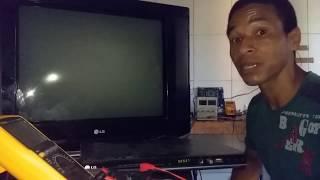 TV LG imagem verde (Resolvido)