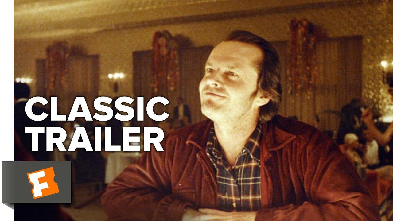 The Shining 1980 Jack Nicholson Stanley Kubrick Horror Movie Hd