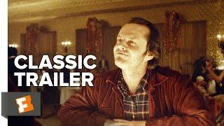 The Shining (1980) - Jack Nicholson, Stanley Kubrick Horror Movie HD