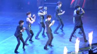 [fancam] THE CHASER - Infinite @ Music Bank World Tour Jakarta 130903