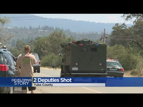 Location Of Yuba County Deputy Shootout Known For Criminal Activity