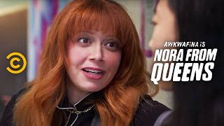 To Bleach or Not to Bleach? (feat. Natasha Lyonne) - Awkwafina is Nora from Queens