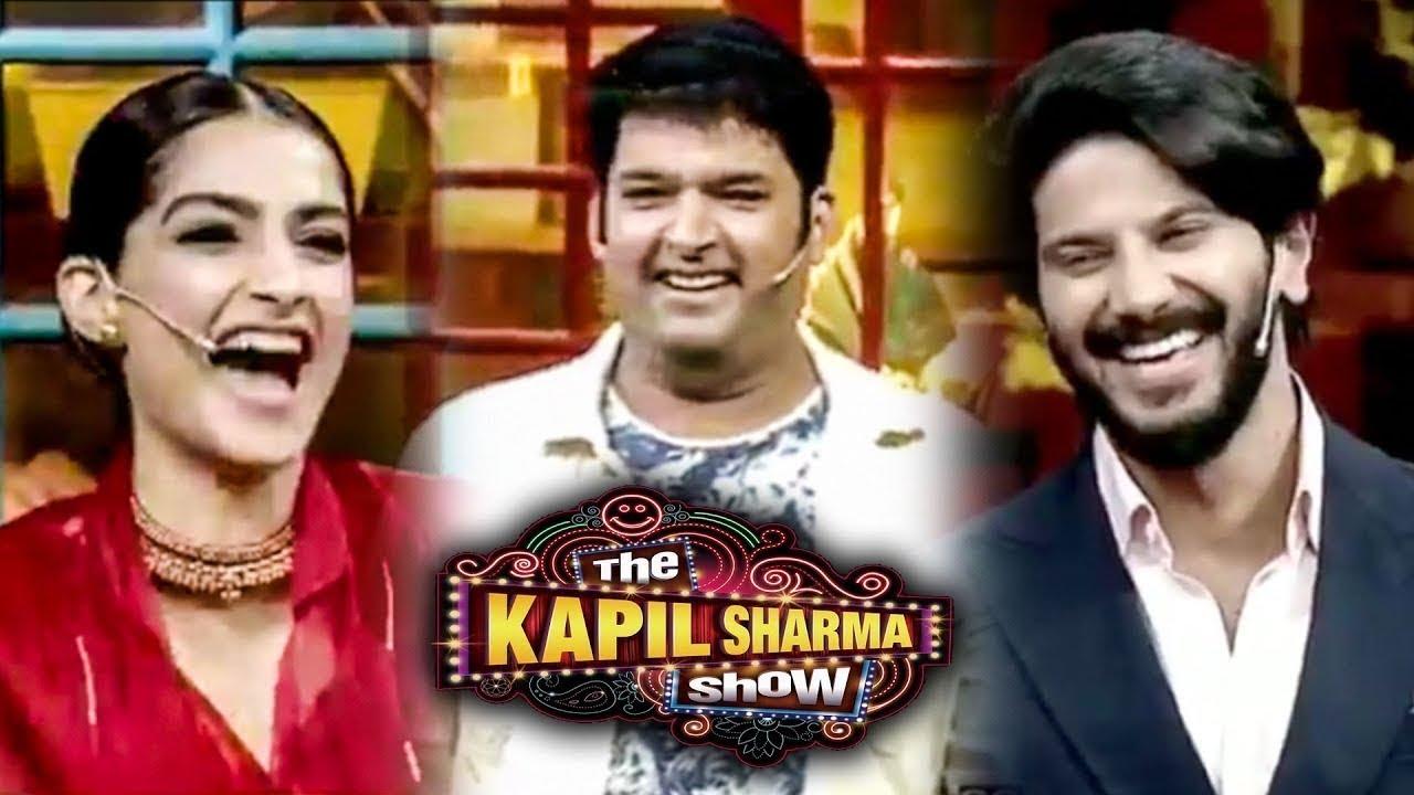 Ep. 75 - Sonam Kapoor   Dulquer Salmaan   Zoya Factor - The Kapil Sharma Show