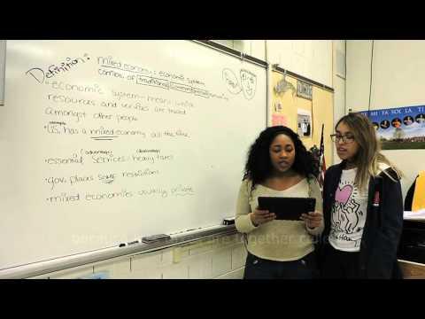 Mixed Economy Parody | Economics Video Project