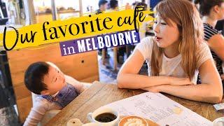 ほぼ毎週通っていたメルボルンのお気に入りカフェ☆〔#796〕 thumbnail