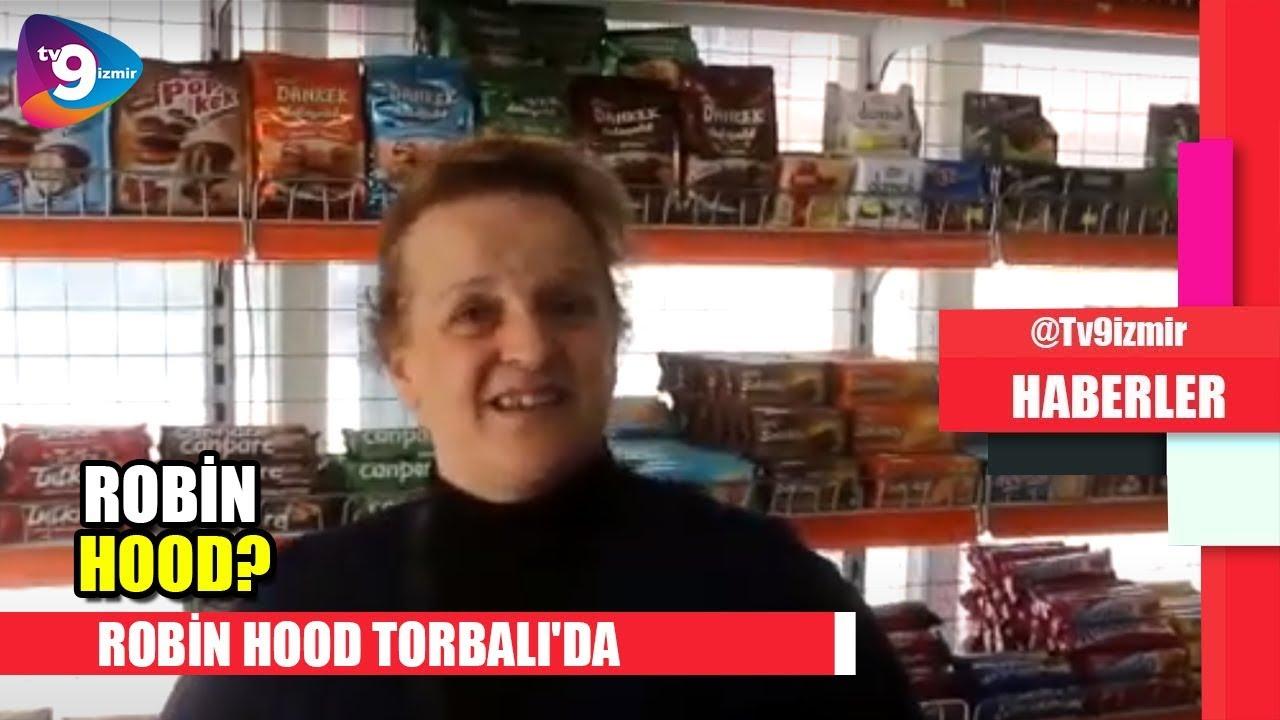 ROBİN HOOD TORBALI'DA