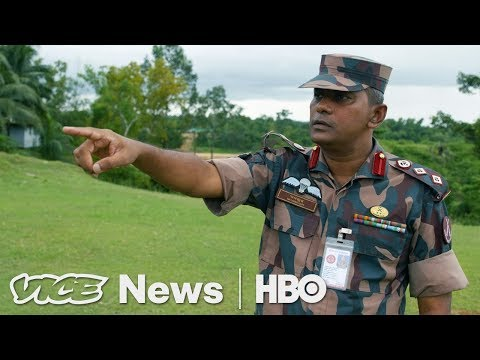 Rohingya Refugees & Riding Out Irma: VICE News Tonight Full Episode (HBO)