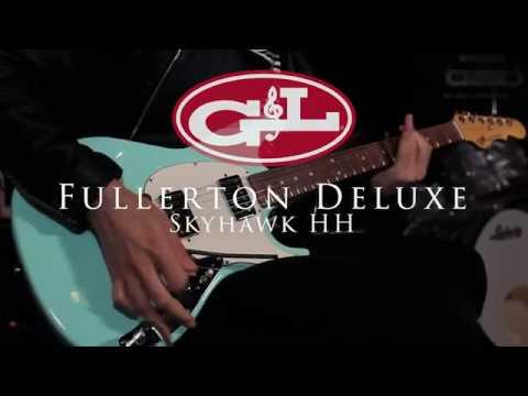 Fullerton Deluxe Skyhawk HH