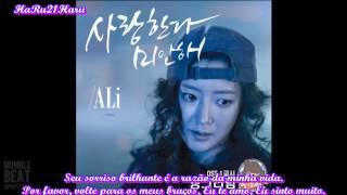 ALi – I love you , I'm sorry [Legendado]