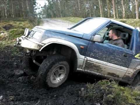 suzuki vitara jimny 4x4 en foz youtube. Black Bedroom Furniture Sets. Home Design Ideas