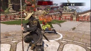 [For Honor] Mind games with great players (mostly scrims)