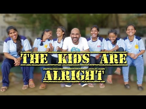 The Kids Are Alright - International Youth Day 2016