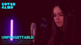 French Montana - Unforgettable ft. Swae Lee (Cover by Venera) Resimi