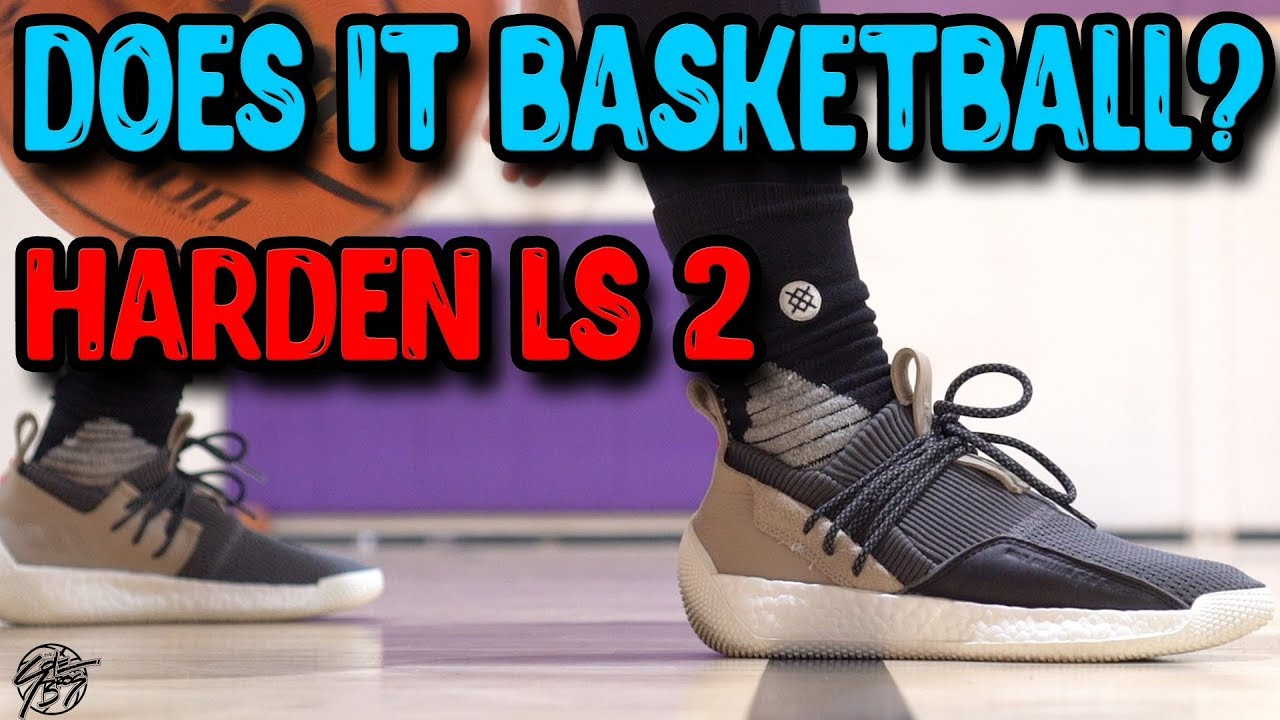 65799a39ab31 Does It Basketball  Adidas Harden LS 2 (Lifestyle)!! - YouTube