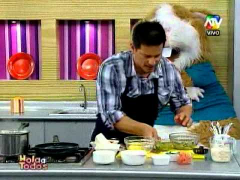 Aprenda a cocinar un delicioso 'Cauche de Queso'