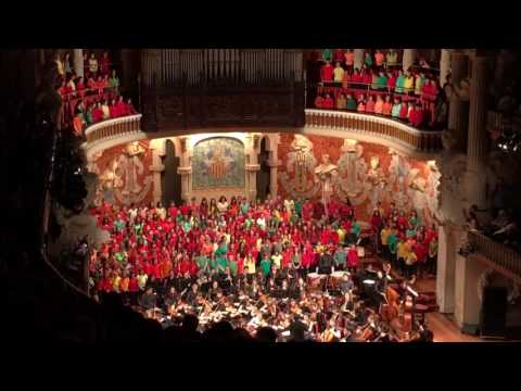 Cicle Liceu Familiar, Palau de la Música Catalana. 4 MARCH 2017